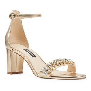 Nine West Perla dress open toe sandals